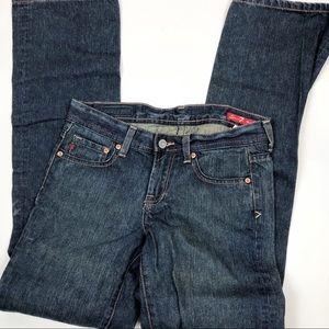 Seven 7 bootcut dark wash jeans 26